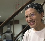 Nakamura Yachiyo who is lecturing to Japanese students on line (002)